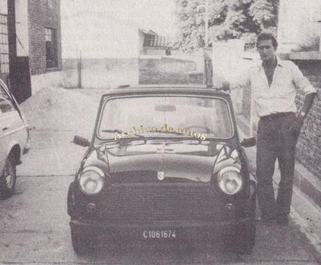 Mini Cabriolet, un desarrollo argentino de FIAVE