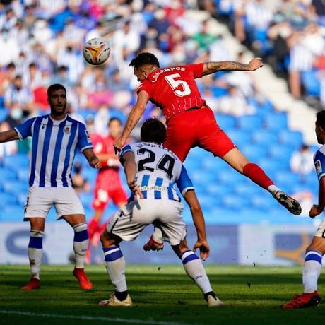 Crónica Real Sociedad 0 - Sevilla FC 0