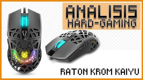 ANALISIS: Ratón Krom Kaiyu