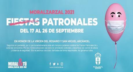 Fiestas de Moralzarzal 2021
