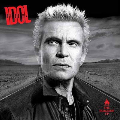 Billy Idol - Baby put your clothes back on (2021)