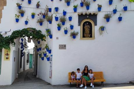 Barcelona con niños: Visitamos el Poble Espanyol.