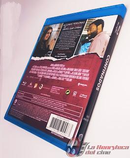 Confinados, Análisis de la edición Bluray