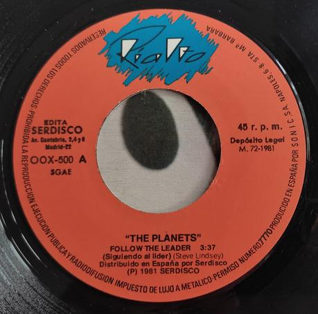 The Planets -Follow The Leader 7