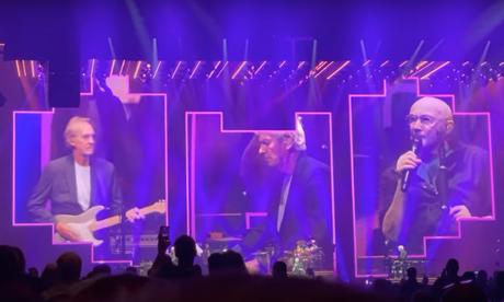 Arranca la gira de despedida de Genesis, juntos de nuevo y por última vez 14 años después