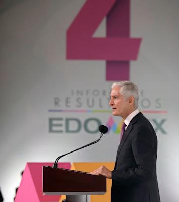 TRABAJA GOBIERNO DEL ESTADO DE MÉXICO CON UNIDAD Y DECISIÓN PARA CONSTRUIR UNA ENTIDAD MÁS JUSTA Y SUPERAR LOS RETOS ACTUALES: ALFREDO DEL MAZO