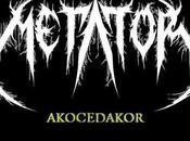 """Crítica álbum METATOR """"Akocedakor"""""""