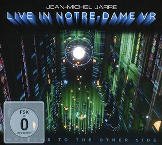 Jean Michel Jarre - Welcome to the Other Side: Live in Notre Dame VR (2021)