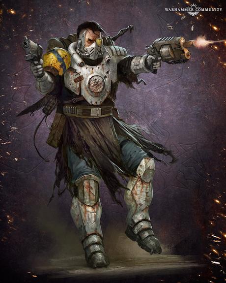 Resumen de la actividad de hoy en Warhammer Community