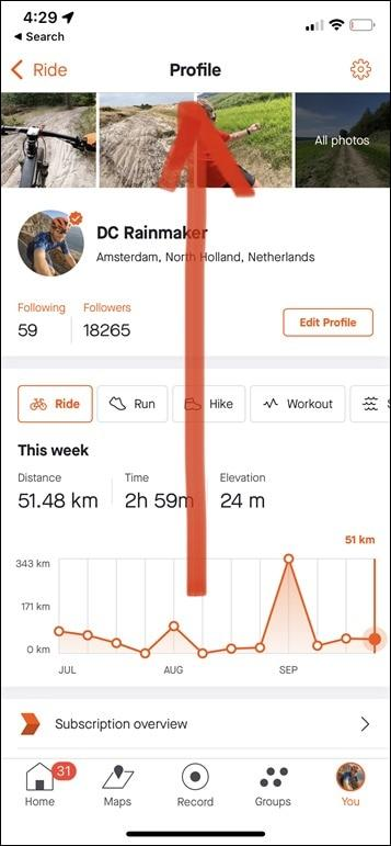 Strava Testing 'Mute Activity' Option to Reduce Feed Spam