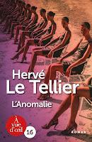 La anomalía (Hervé Le Tellier)