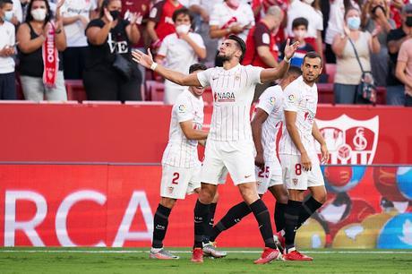 Crónica Sevilla FC 3 - Valencia CF 1