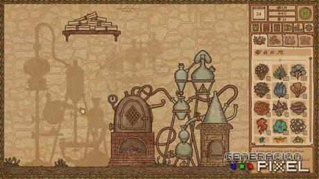 AVANCE: Potion Craft