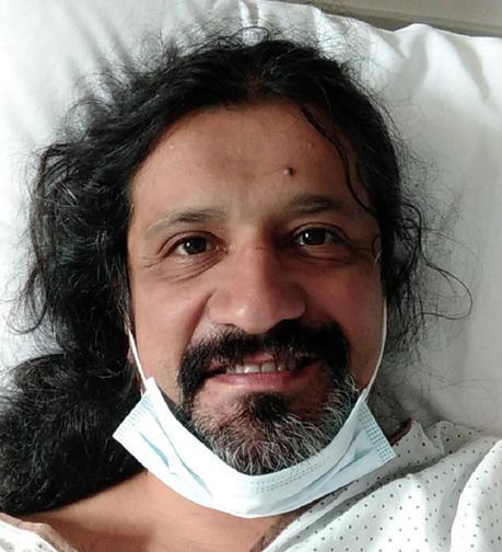 José Andrea supera su grave operación a vida o muerte
