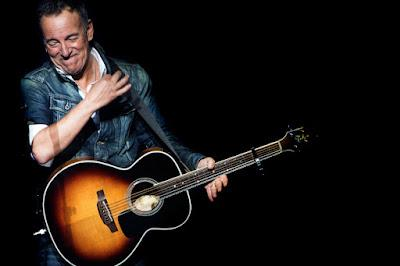 Bruce Springsteen cumple hoy 72 años.