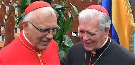 Cardenal Baltazar Porras se pronuncia tras el fallecimiento del Cardenal Jorge Urosa Savino