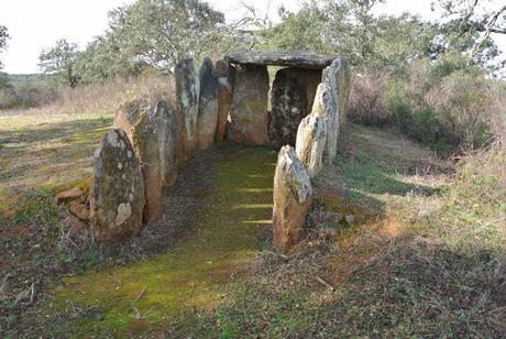 Ruta por los Dolmenes de Huelva