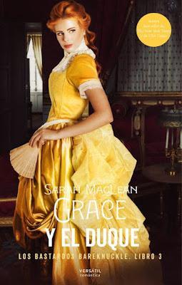 Reseña   Grace y el Duque, Sarah MacLean