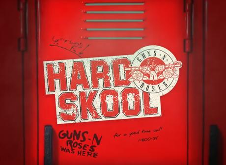 Guns n' Roses estrenan un buen temón: 'Hard skool'