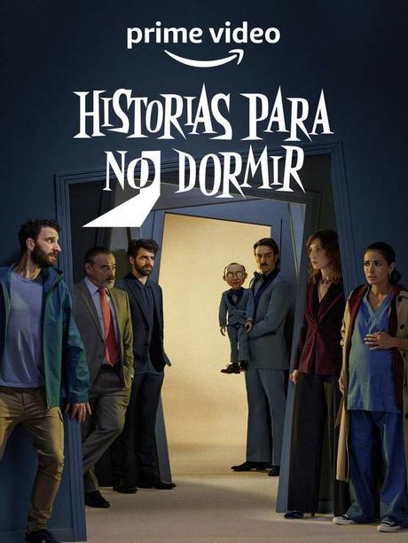 'Historias para No Dormir': Amazon lanza la primera promo y el póster del remake de la mítica serie de terror española