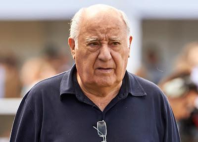 Amancio Ortega paga menos impuestos por la compra de sus yates,creando varias empresas en Malta.