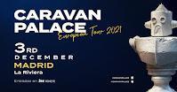 Concierto de Caravan Palace en La Riviera