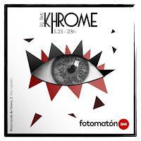 Khrome Dj set en Fotomatón