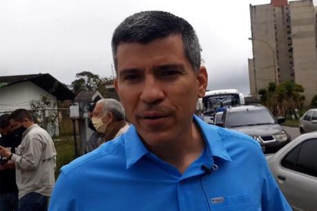 """David Uzcátegui: """"Se impone un candidato en Miranda  que no aceptó medirse en primarias y perdió las encuestas"""""""