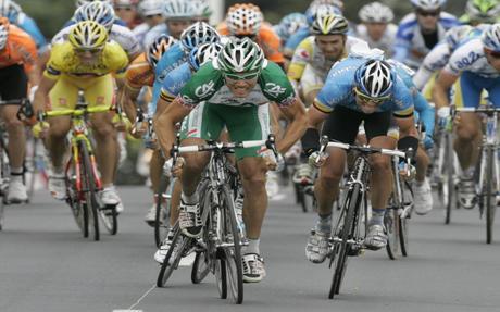 Cómo entrenar los cambios de ritmo en el ciclismo