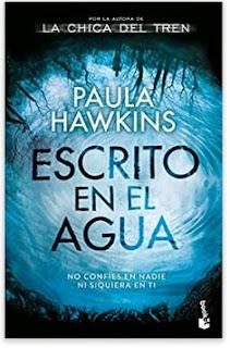 «Escrito en el agua» de Paula Hawkins