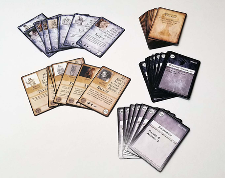SagaBorn Battles: A Miniatures Skirmish Game Starter Kit, de Lone Wanderer Entertainment