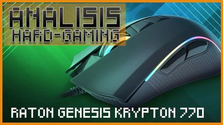 ANÁLISIS: Ratón Genesis Krypton 770