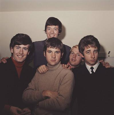 The Hollies - I can't let go (1966)