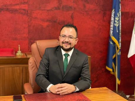 Este es el gabinete de Ricardo Gallardo Cardona