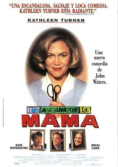 LOS ASESINATOS DE MAMÁ - John Waters