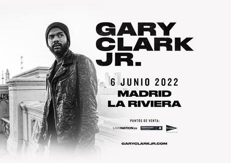 Gary Clark Jr: concierto en La Riviera de Madrid en junio de 2022