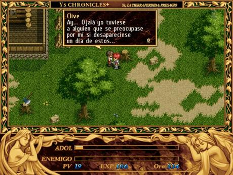 Ys I Chronicles+ de PC traducido al español
