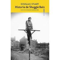 La  historia de Shuggie Bain. Douglas Stuart