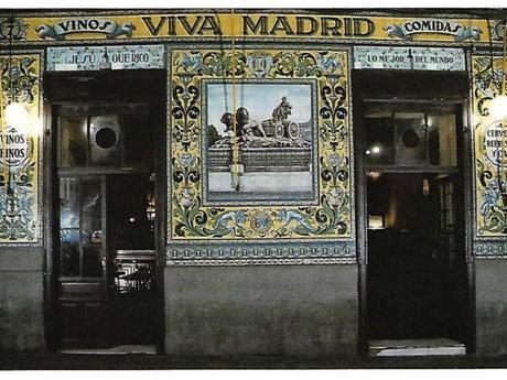De Ruta por las Tabernas Centenarias de Madrid