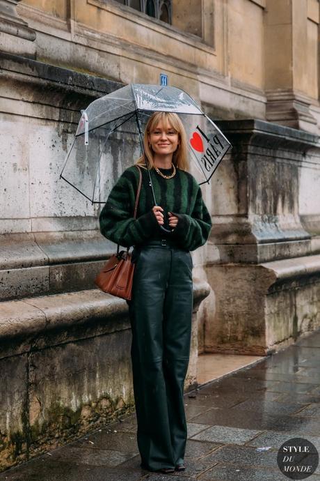 Tendencias en looks de oficina para este otoño: trajes, gabardinas, faldas midi...