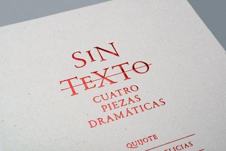 Entre bambalinas y papeles con 'Sin Texto' de Bambalina Teatre