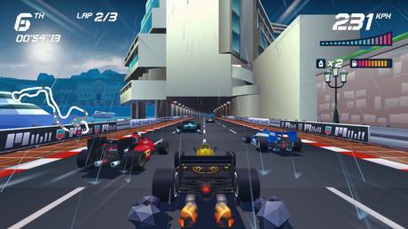 Horizon Chase homenajeará a Senna