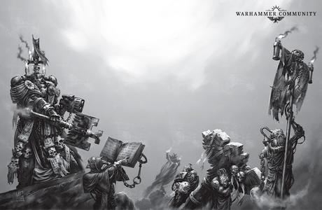 Warhammer Community: Resumen de hoy, lunes