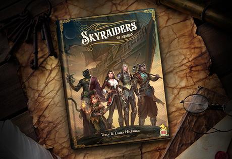 Skyraiders of Abarax: Noticias y un rostro familiar