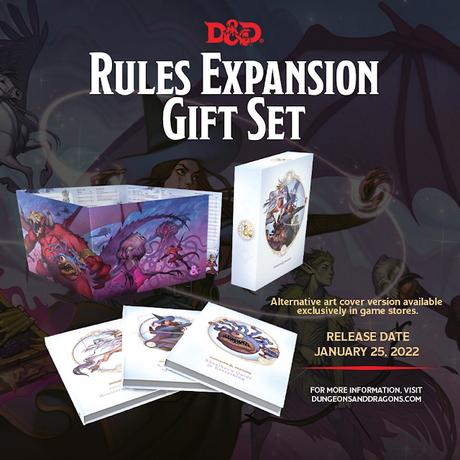 Pack recopilatorio de D&D 5ª ed y  nueva