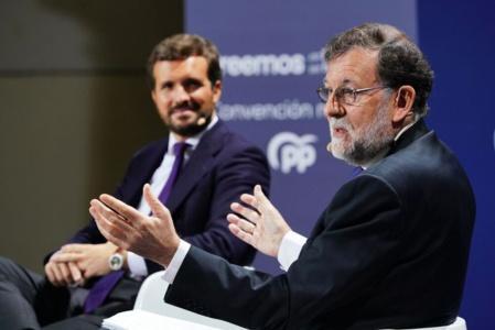 Los demócratas españoles miran con miedo al PP, que tiene que abandonar su cobardía y complejos