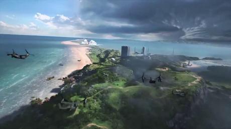 Battlefield 2042, fecha de la Beta abierta y trailer