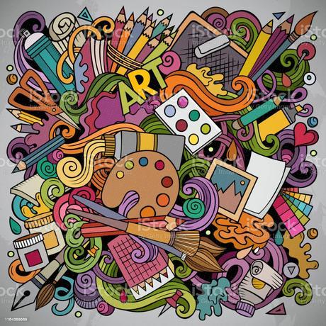 Ilustración de Dibujos Animados Vector Doodles Ilustración De Arte E Diseño  y más Vectores Libres de Derechos de Abstracto - iStock