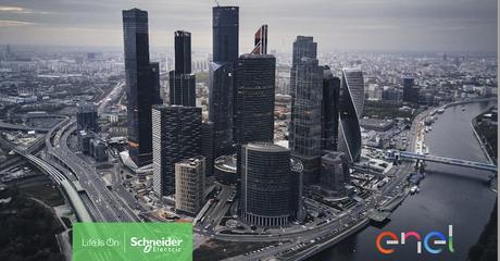 Enel y Schneider Electric se suman al Foro Económico Mundial con herramientas para la transformación urbana