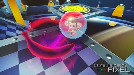 ANÁLISIS: Super Monkey Ball Banana Mania